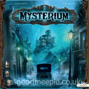UK board game store - All Good Meeple