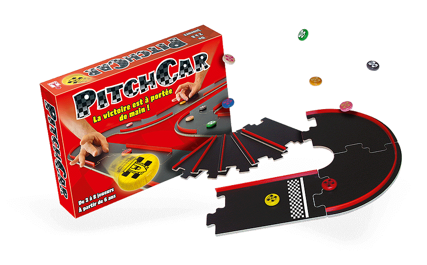 Pitch Car Board Game For Sale