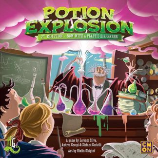 Potion Explosion 2nd ed