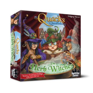Quacks - Herb Witches