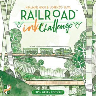 Railroad ink challenge